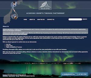 Achieva AV Web Site