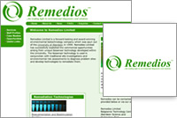 Image relating to 'Remedios Limited' project