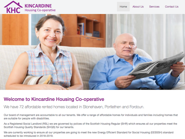 Kincardine Housing Co-operative