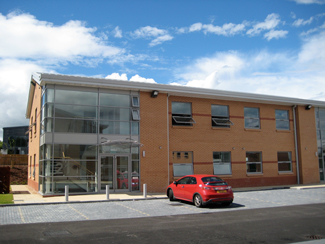 Global Web Limited Aberdeen Office