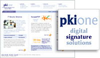 Image relating to 'PKI One' project