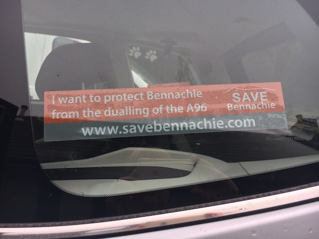 Save Bennachie